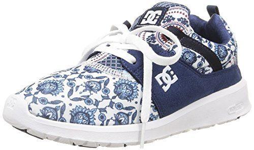 DC Shoes Heathrow Se J Sneakers Basses femme