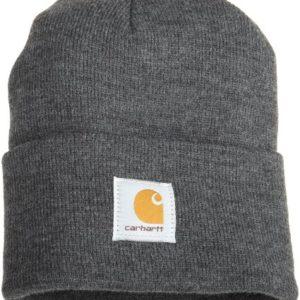 Carhartt-Watch-Hat-Bonnet-de-travail-Moyen-gris-fonc-0