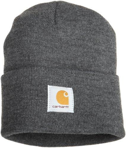 carhartt watch hat bonnet de travail moyen gris fonc ride and slide marketplace. Black Bedroom Furniture Sets. Home Design Ideas