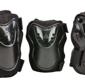 K2-313000011S-Protections-pour-enfant-Sk8-Hero-Pro-Noir-Taille-S-0