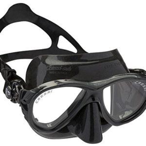 Cressi-Eyes-Evolution-Crystal-Masque-de-Plonge-Chasse-Sous-Marine-Fabriqu-en-Italie-0