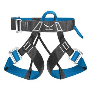 Salewa-Evo-Baudrier-de-via-ferrata-CarbonPolar-Blue-0