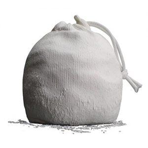 Boule-de-magnsie-rechargeable-60-g-100-carbonate-de-magnsium-dAlpidex-Gewicht-HantelnChalkball-60-g-refill-0