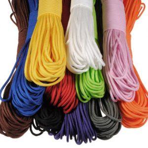 Corde-Parachute-Paracorde-bracelet-Nylon-550-305m-100FT-7-Noyau-Couleur-au-Choix-0