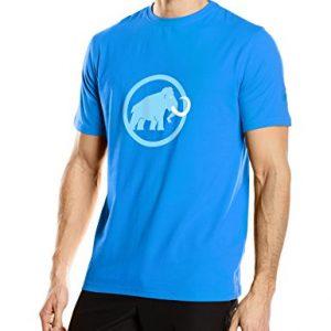 Mammut-Logo-T-shirt-Homme-0