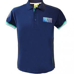Polo-Coupe-du-Monde-de-Rugby-IRB-2015-Collection-officielle-Taille-adulte-homme-0