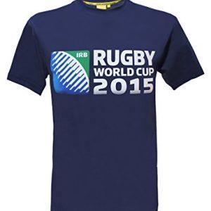 T-shirt-Coupe-du-Monde-de-Rugby-IRB-2015-Collection-officielle-Taille-adulte-homme-0