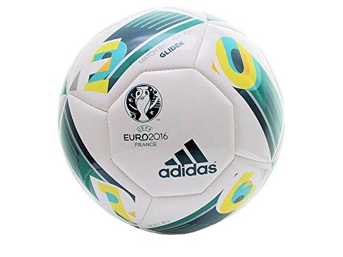 adidas Euro 2016 Glider Ballon de Foot Mixte
