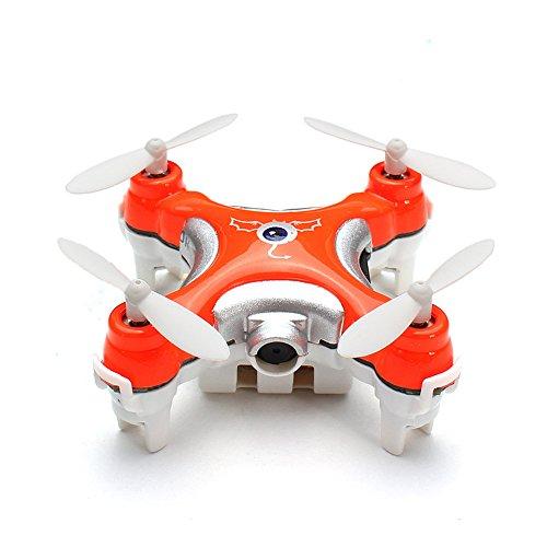 Cheerson CX-10C 2.4G 6-Axes Gyro RTF Mini Drone avec 0.3MP