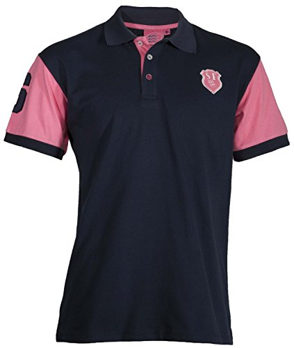 Polo-rugby-STADE-Franais-Paris-Collection-officielle-Taille-adulte-homme-0
