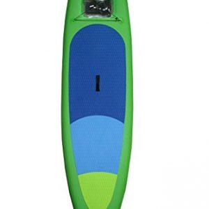 Stand-up-paddle-gonflable-preuves-board-iSUP-avec-fentre-avec-pompe-sac–dos-vert-0