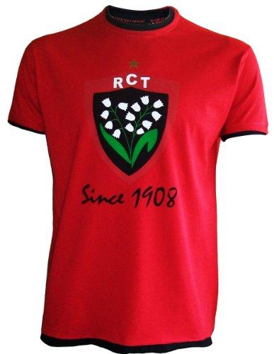 T-shirt-RCT-Toulon-Collection-officielle-Rugby-Club-Toulonnais-Top-14-Taille-enfant-garon-0