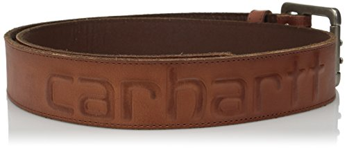 eb328ee61554 Carhartt Workwear Ceinture solide en cuir Avec logo 2217 – Ride And ...