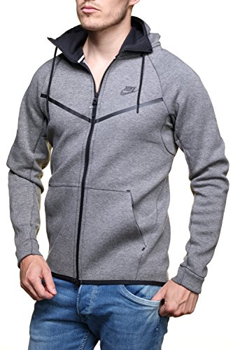 Nike M NSW TCH FLC WR Hoodie Fz Veste Homme – Ride And Slide