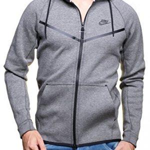 Nike-M-NSW-TCH-FLC-WR-HOODIE-FZ-Sweat-shirts-0