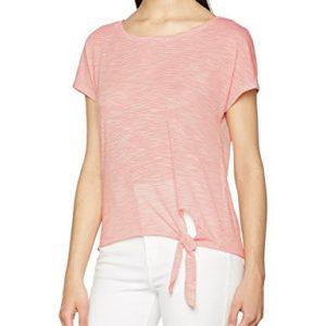 Vila-Vibrittas-SS-Knot-Tb-T-Shirt-Femme-0