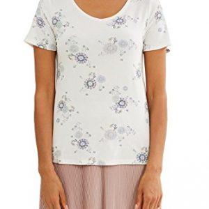 edc-by-Esprit-047cc1k015-T-Shirt-Femme-0