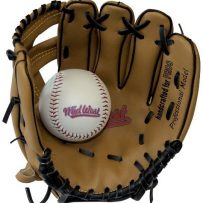 Midwest Slugger Batte de baseball en bois enfant