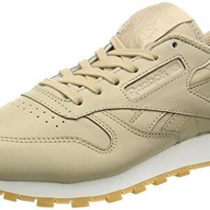 Reebok-Cl-Lthr-Met-Diamond-Sneakers-Femme-0