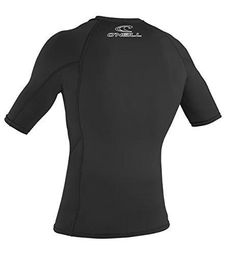 ONeill Wetsuits Basic Skins S S Crew T Shirt En Neoprene