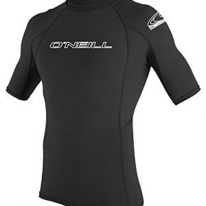 ONeill-Wetsuits-Basic-Skins-SS-Crew-T-shirt-en-noprne-pour-homme-0