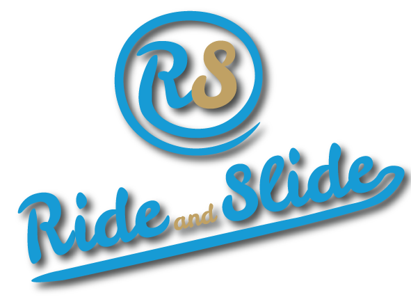 logo ride and slide marketplace