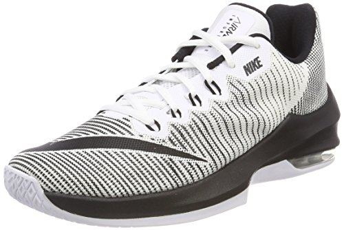 reputable site e4690 ff058 Nike Air Max Infuriate II, Chaussures de Basketball Homme – Ride And ...