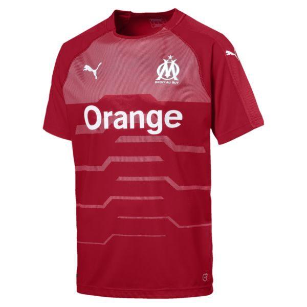Maillot Olympique de Marseille Puma gardien 2018 2019