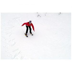 Team Magnus Skis pour Enfants utilis/és par la F/éd/ération USA de Ski Nordique et de Saut pour lentra/înement et Les habilet/és
