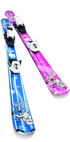 fixation tc45/Enfant Ski de ski alpin TECNOPRO De Ski pour enfant fille et gar/çon Tecno skitty