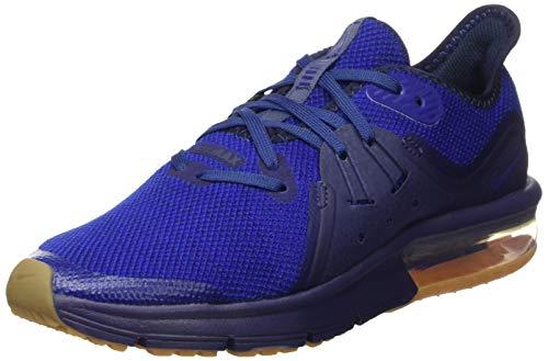 Nike Air Max Sequent 3 (GS), Chaussures de Gymnastique garçon